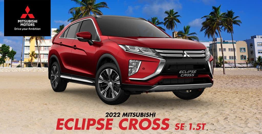 2022 Mitsubishi Eclipse Cross SE 1.5T