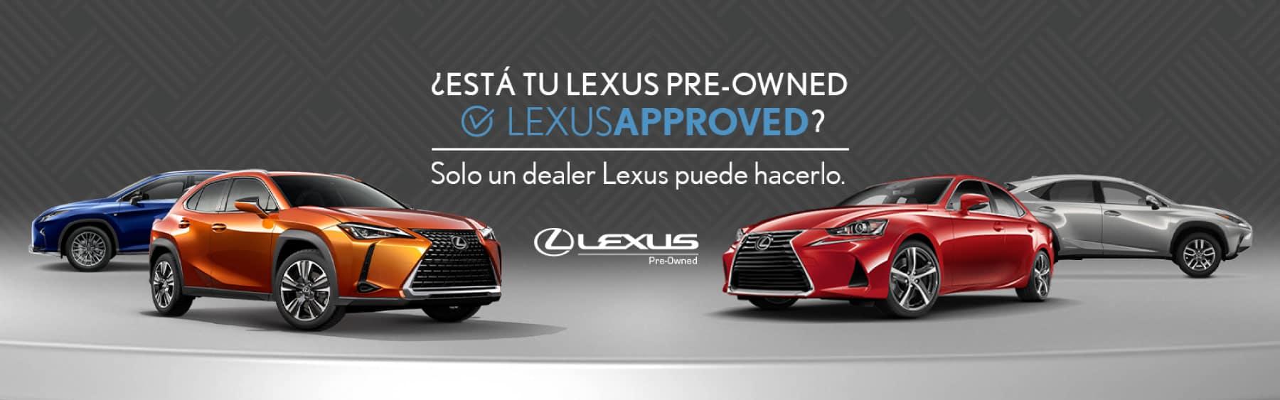 Lexus Pre-Owned