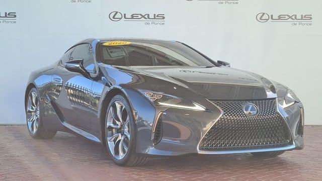 LEXUS LC500 2020