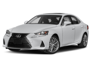 Model Image - 2019 Lexus IS angled