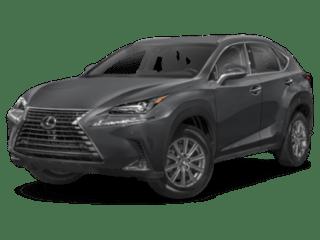 Model Image - 2019 Lexus NX angled