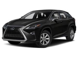 Model Image - 2019 Lexus RX angled