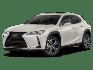 Model Image - 2019 Lexus UX angled