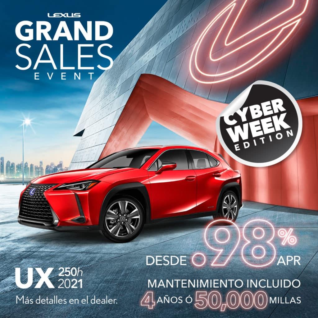 2021 Lexus UX 250h