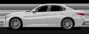 Giula model sideview
