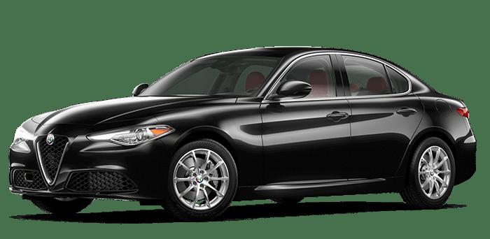 2020 Alfa Romeo Giulia Black