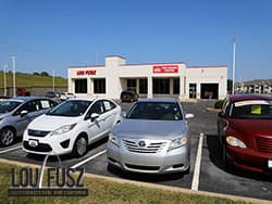 Lou Fusz Pre-owned Center St. Peters