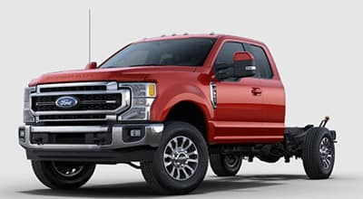 2021 Ford Super Duty Chassis Cab F-350 Lariat in St. Louis