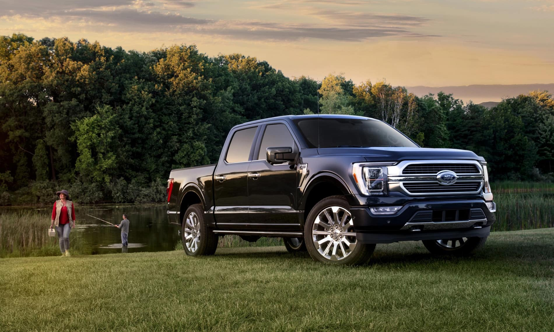 2021 Ford F-150 in St. Louis