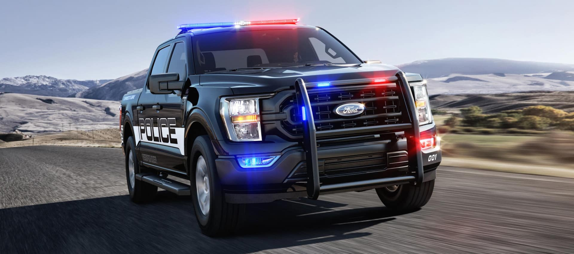 2021 Ford F-150 Police Responder in St. Louis