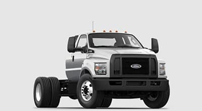 2021 Ford F-650 SD Gas Straight Frame in St. Louis