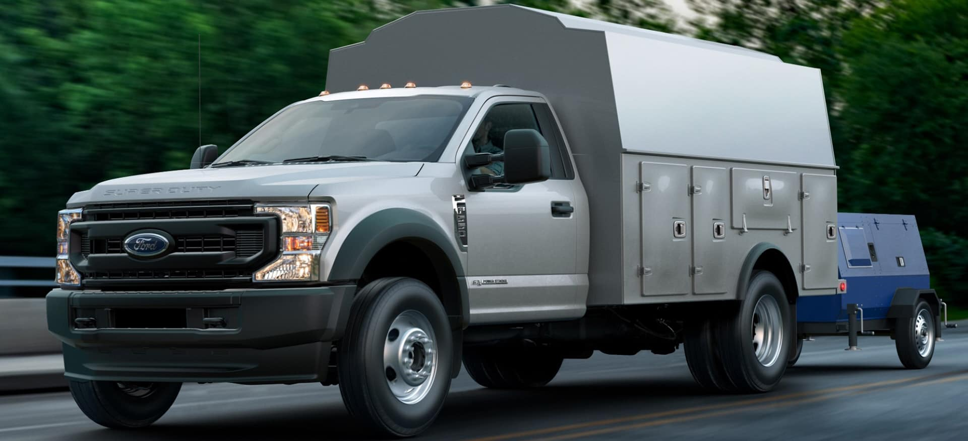 2021 Ford Super Duty Chassic Cab in St. Louis