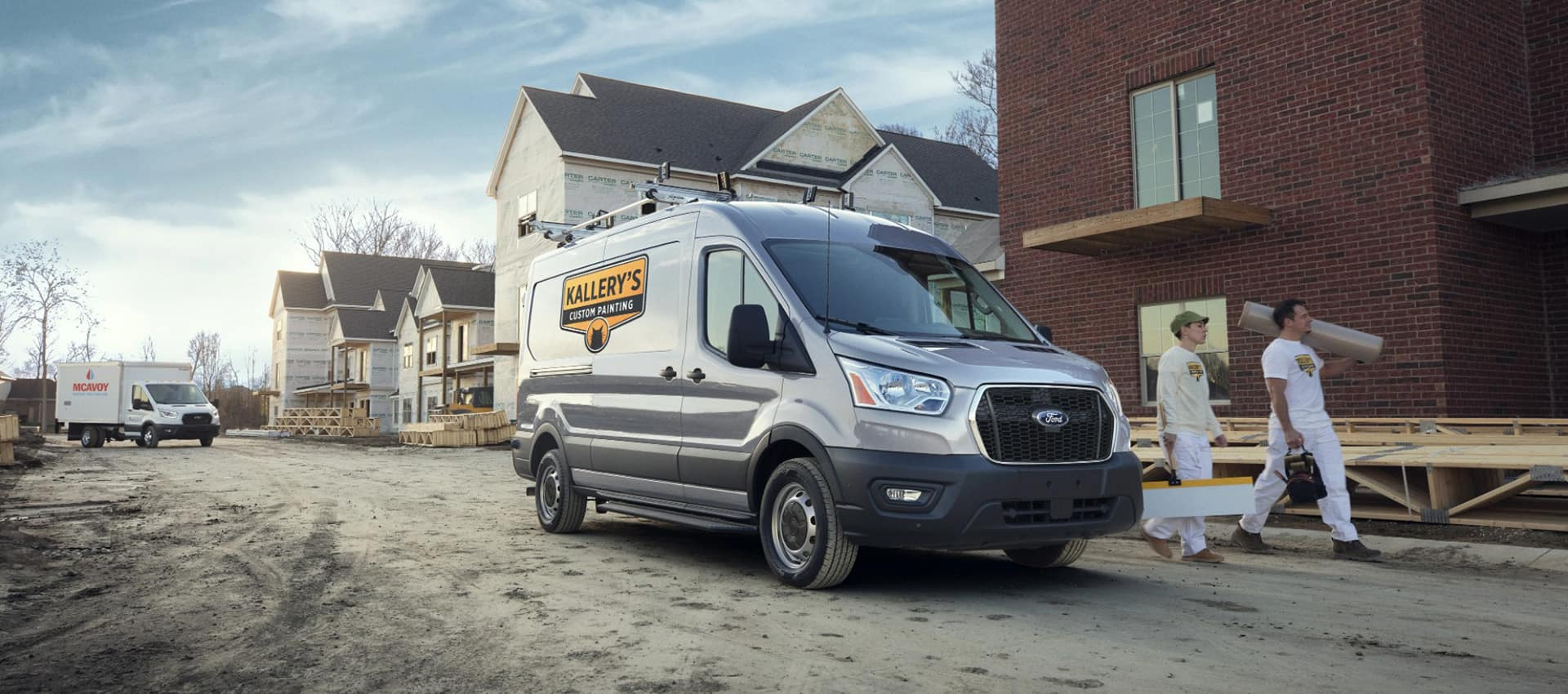 2021 Ford Transit in St. Louis