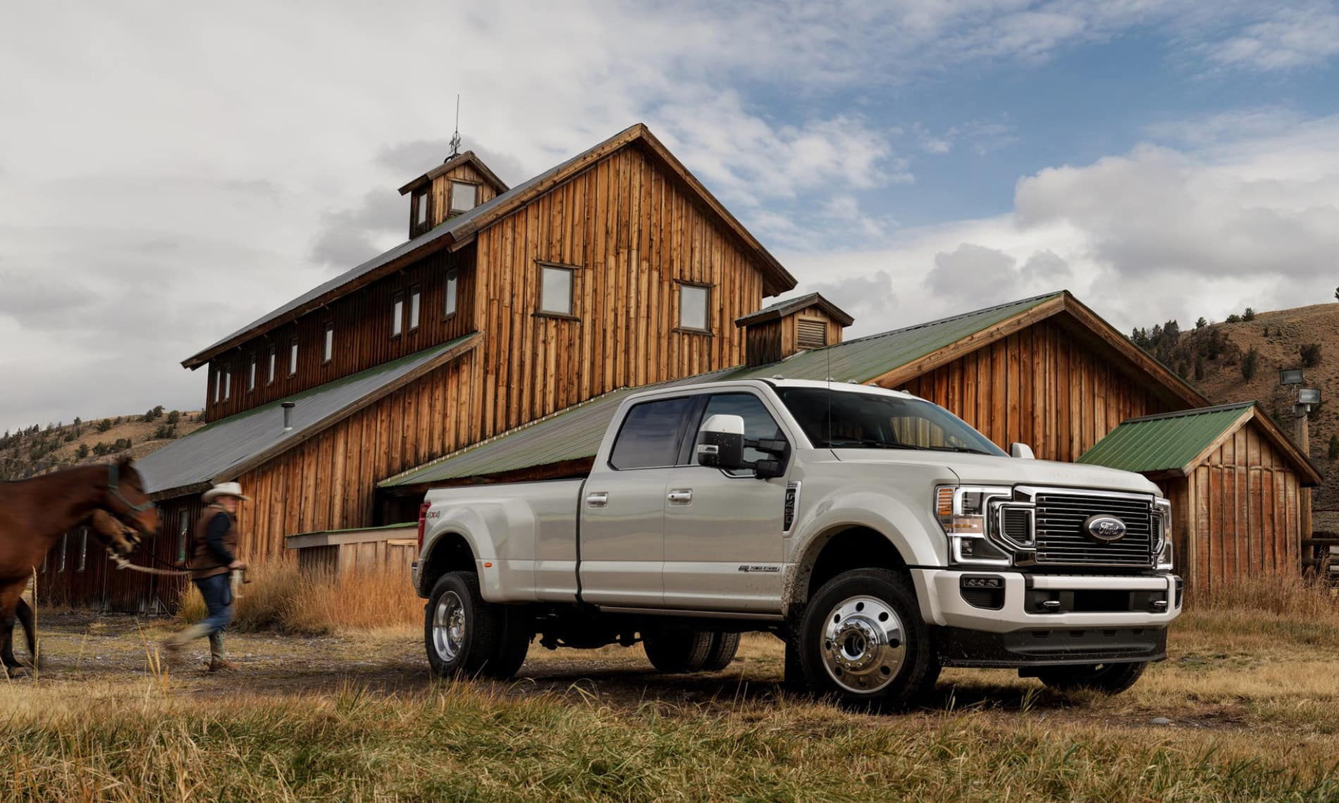 2021 Ford Super Duty in St. Louis