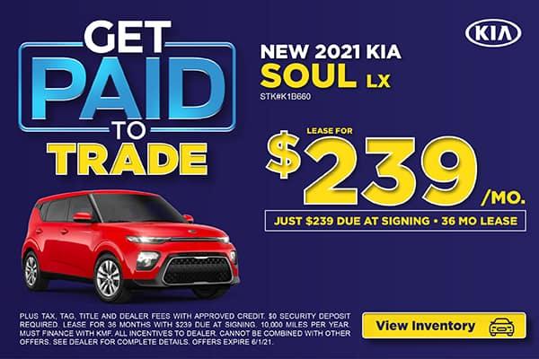New 2021 Kia Soul