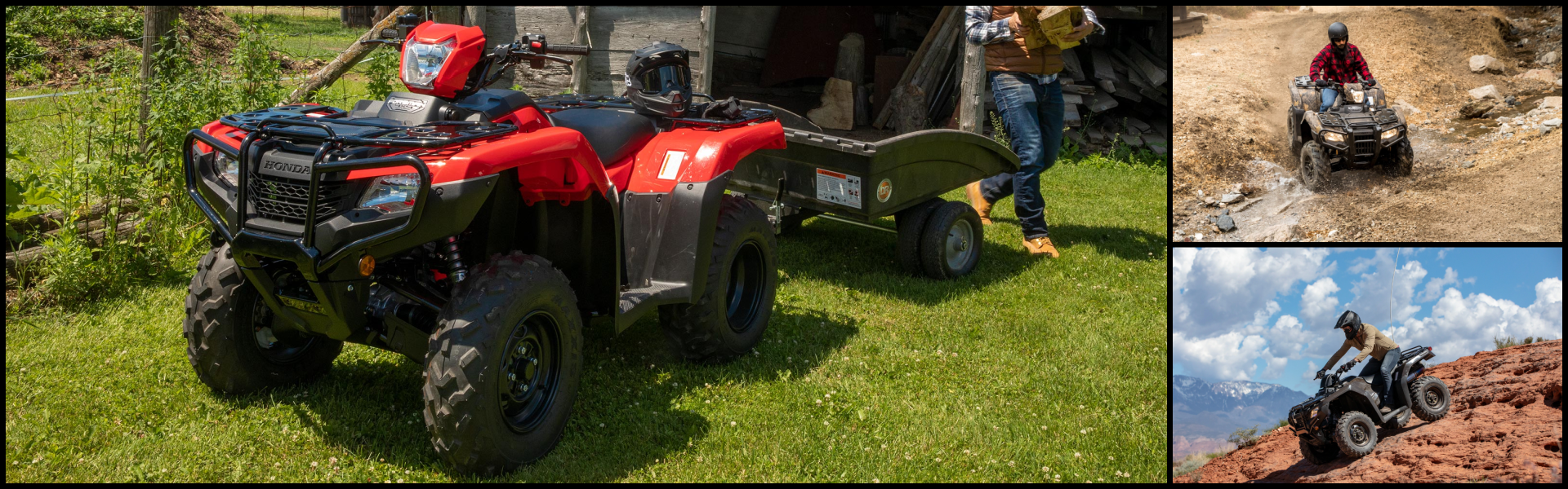Honda ATV Dealer in St. Louis