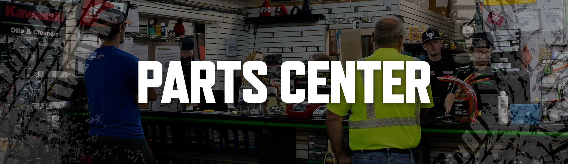 Lou Fusz Motorsports Parts Department