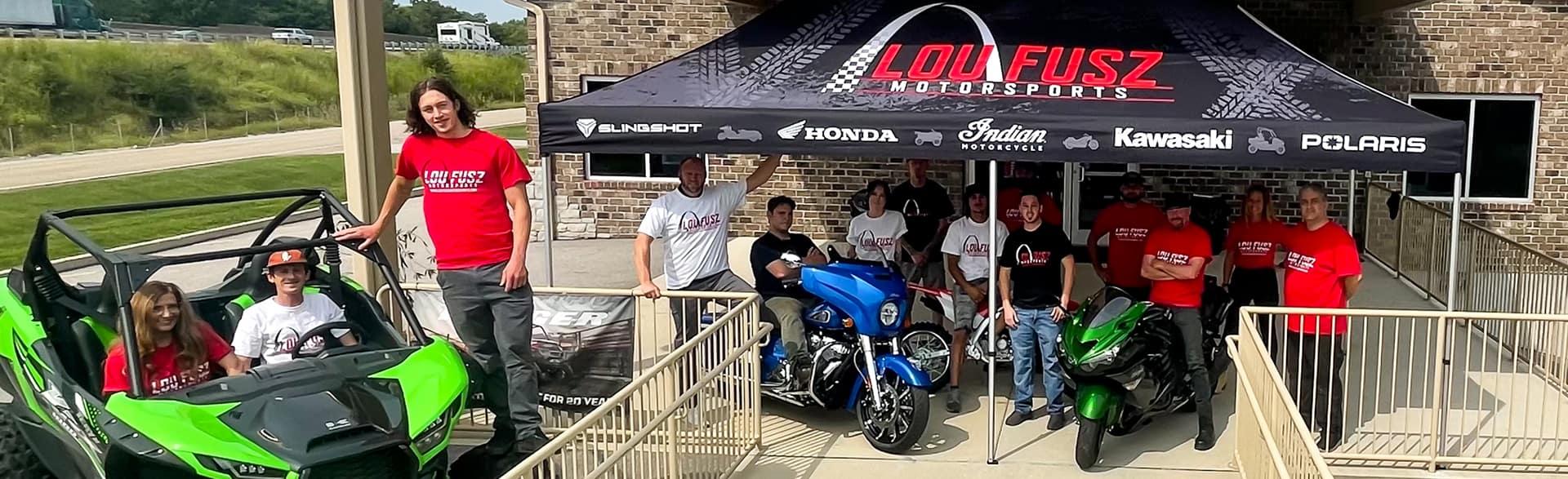 About Lou Fusz Motorsports