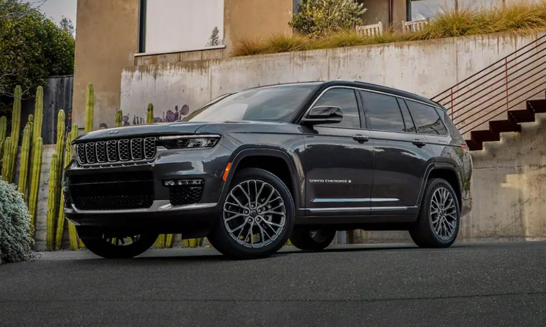 Jeep Grand Cherokee L Dealership
