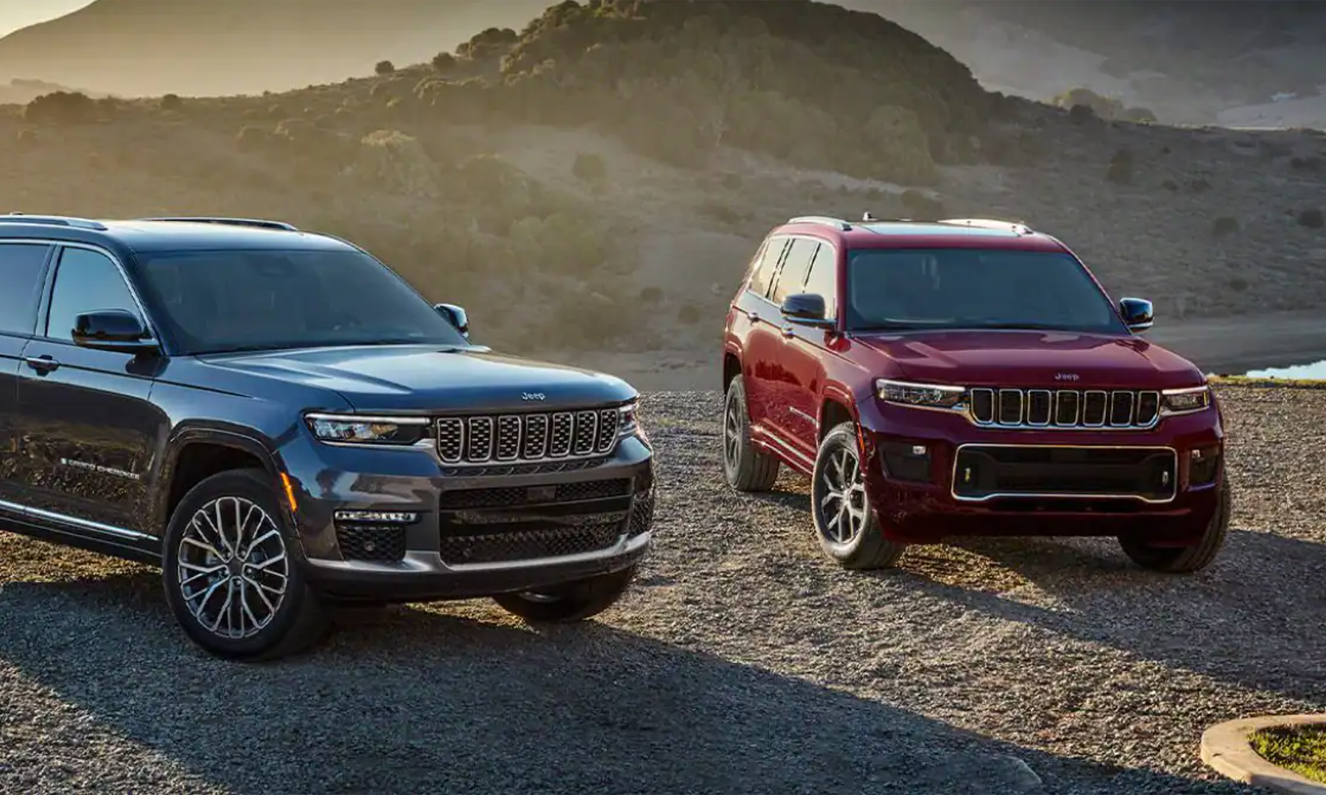 2021 Jeep Grand Cherokee L in St. Louis