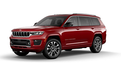 2021 Jeep Grand Cherokee L Overland in St. Louis