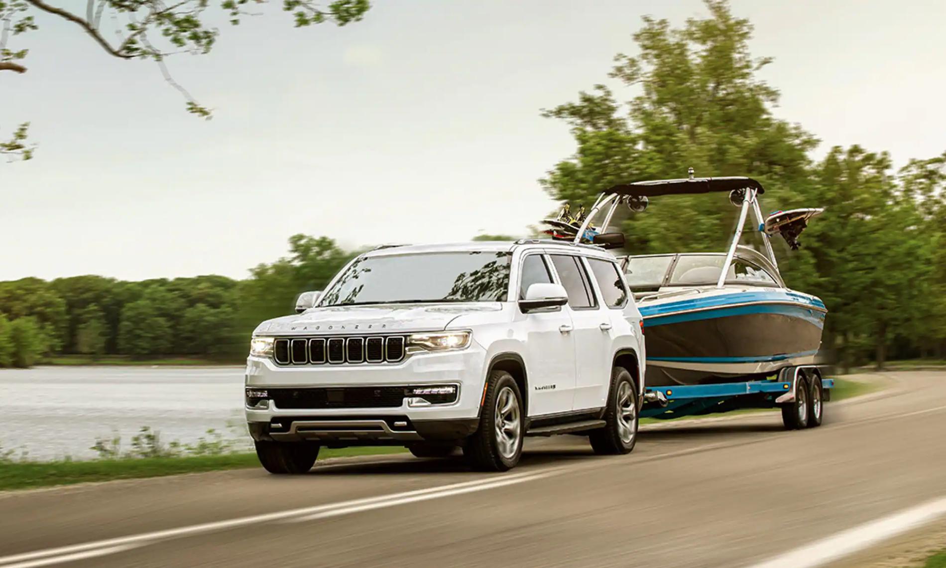 2022 Jeep Wagoneer in St. Louis