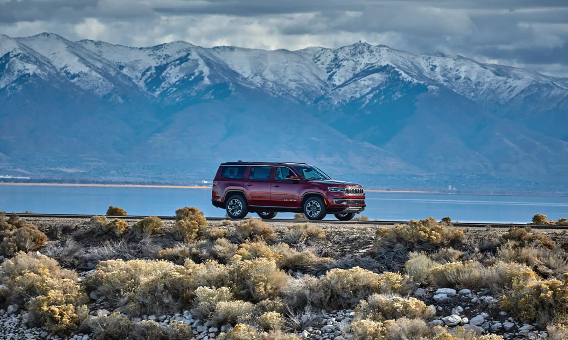 2021 Jeep Wagoneer Dealer