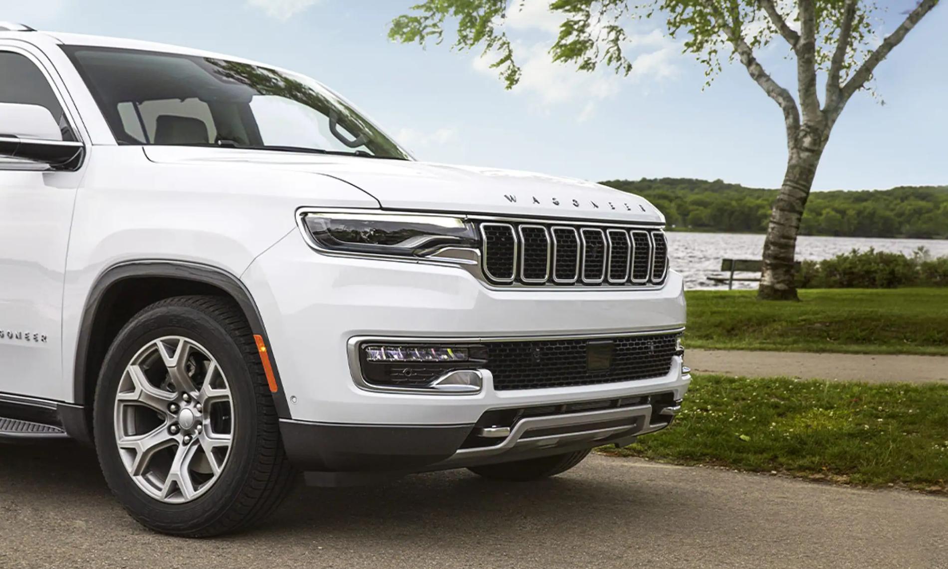 2021 Jeep Wagoneer in St. Louis
