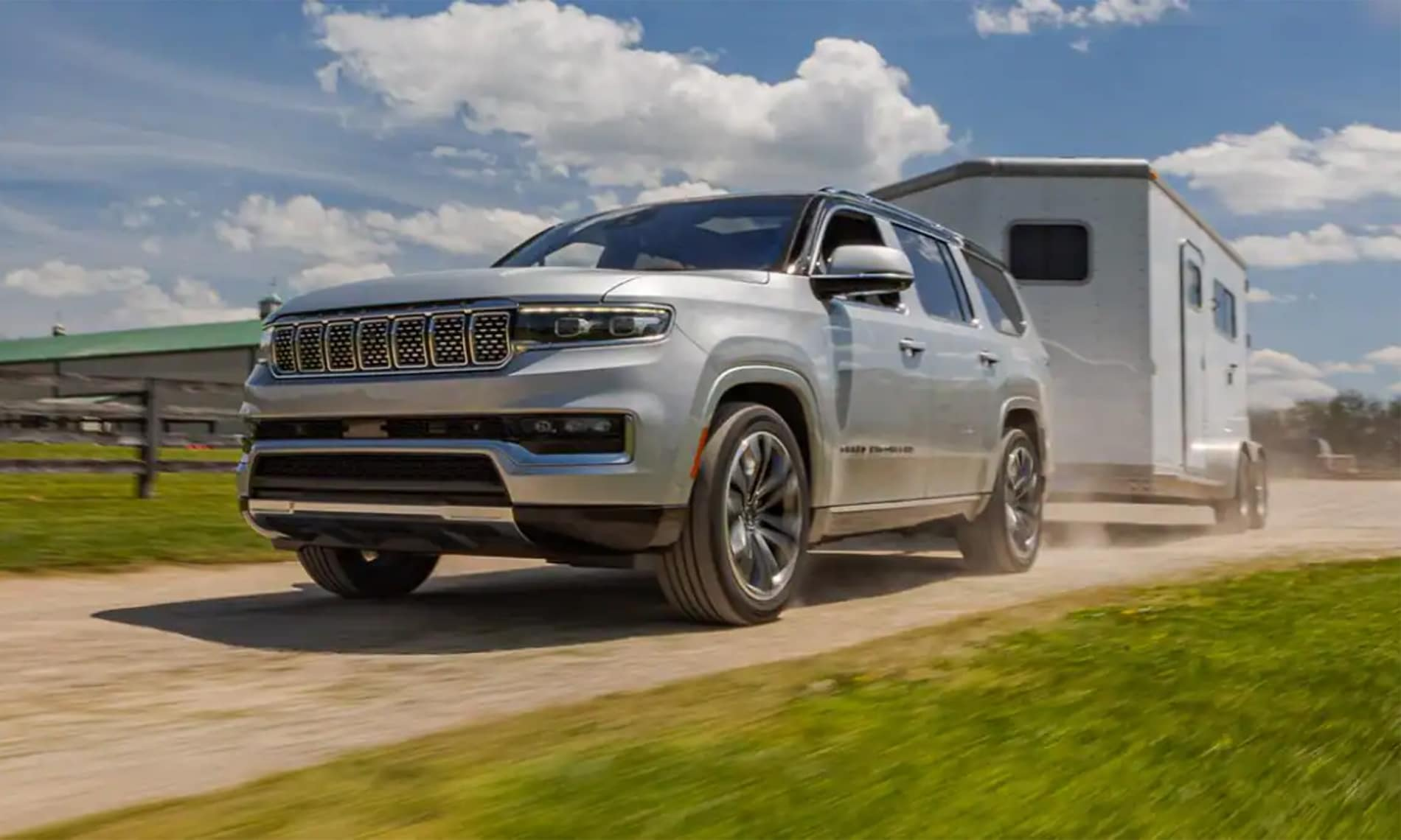 2022 Jeep Grand Wagoneer in St. Louis