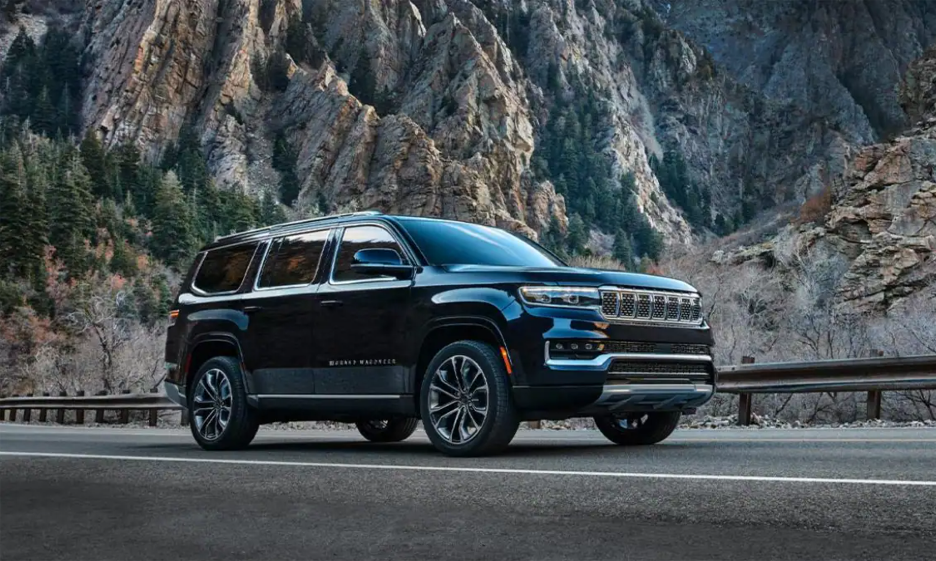 2021 Jeep Grand Wagoneer Dealer