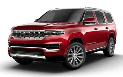 2022 Jeep Wagoneer Series II in St. Louis