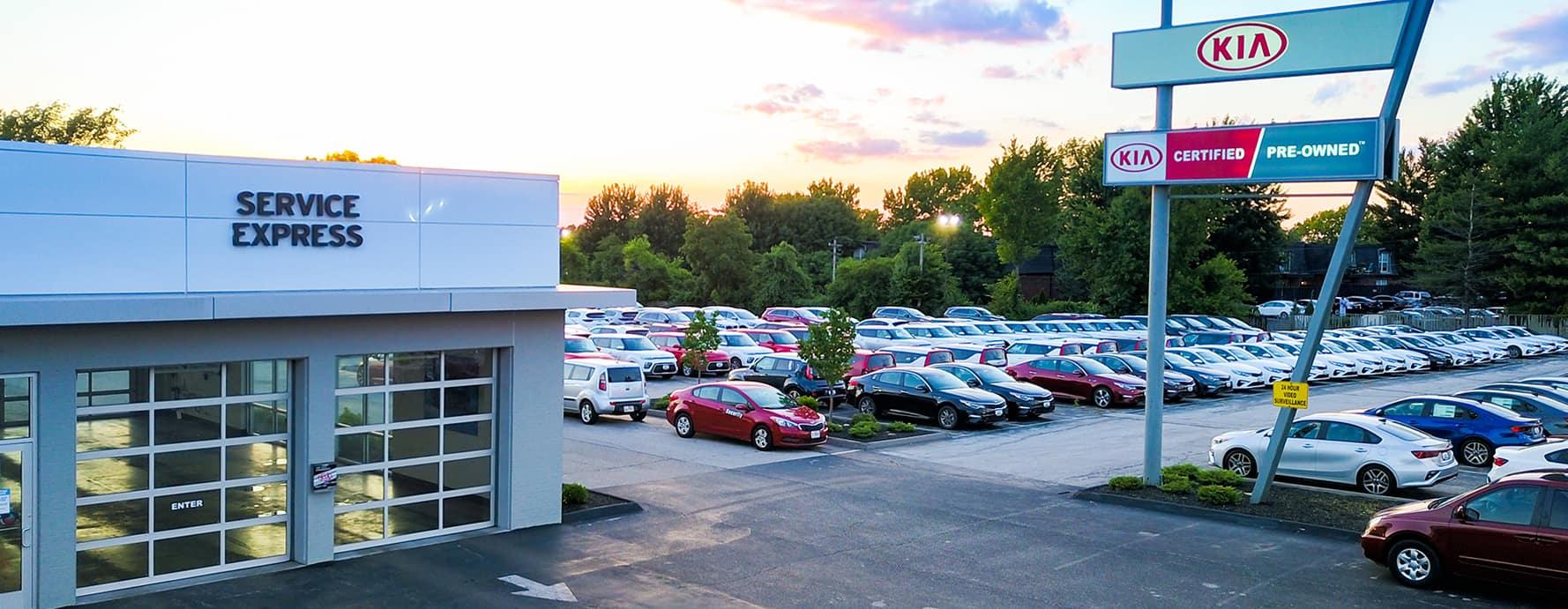 Kia Service Center St. Louis