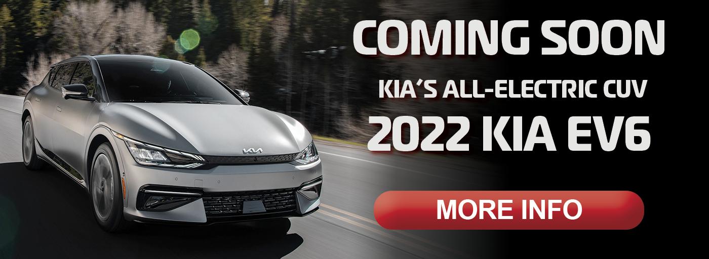 2022 Kia EV6 in St. Louis