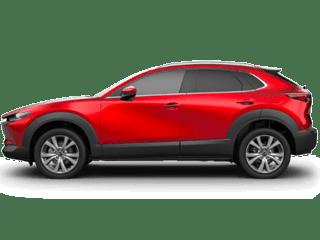 2020 Mazda CX-30 320x240 - side