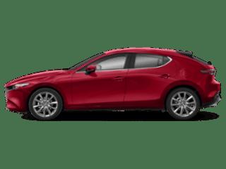 2020 Mazda Mazda3 Hatchback 320x240 - side