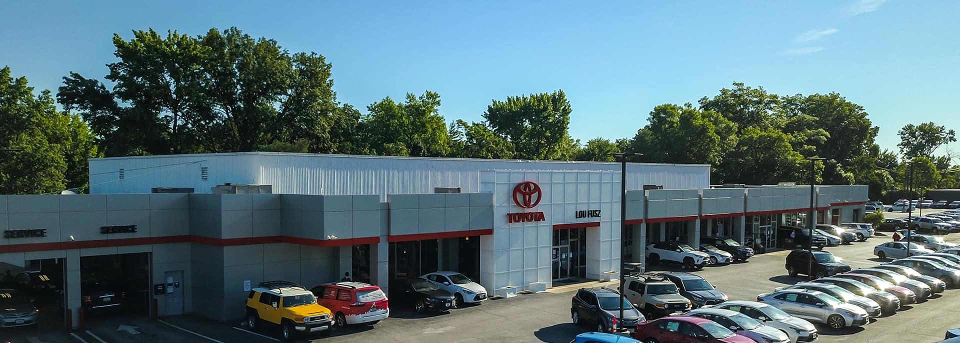 Toyota Service Center St. Louis