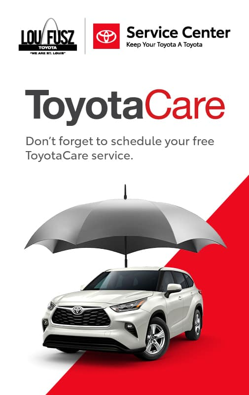 August Toyota Service Specials