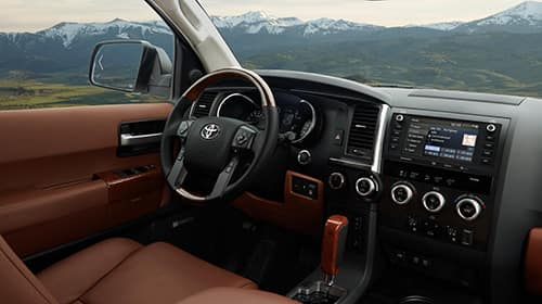 2021 Toyota Sequoia in St. Louis