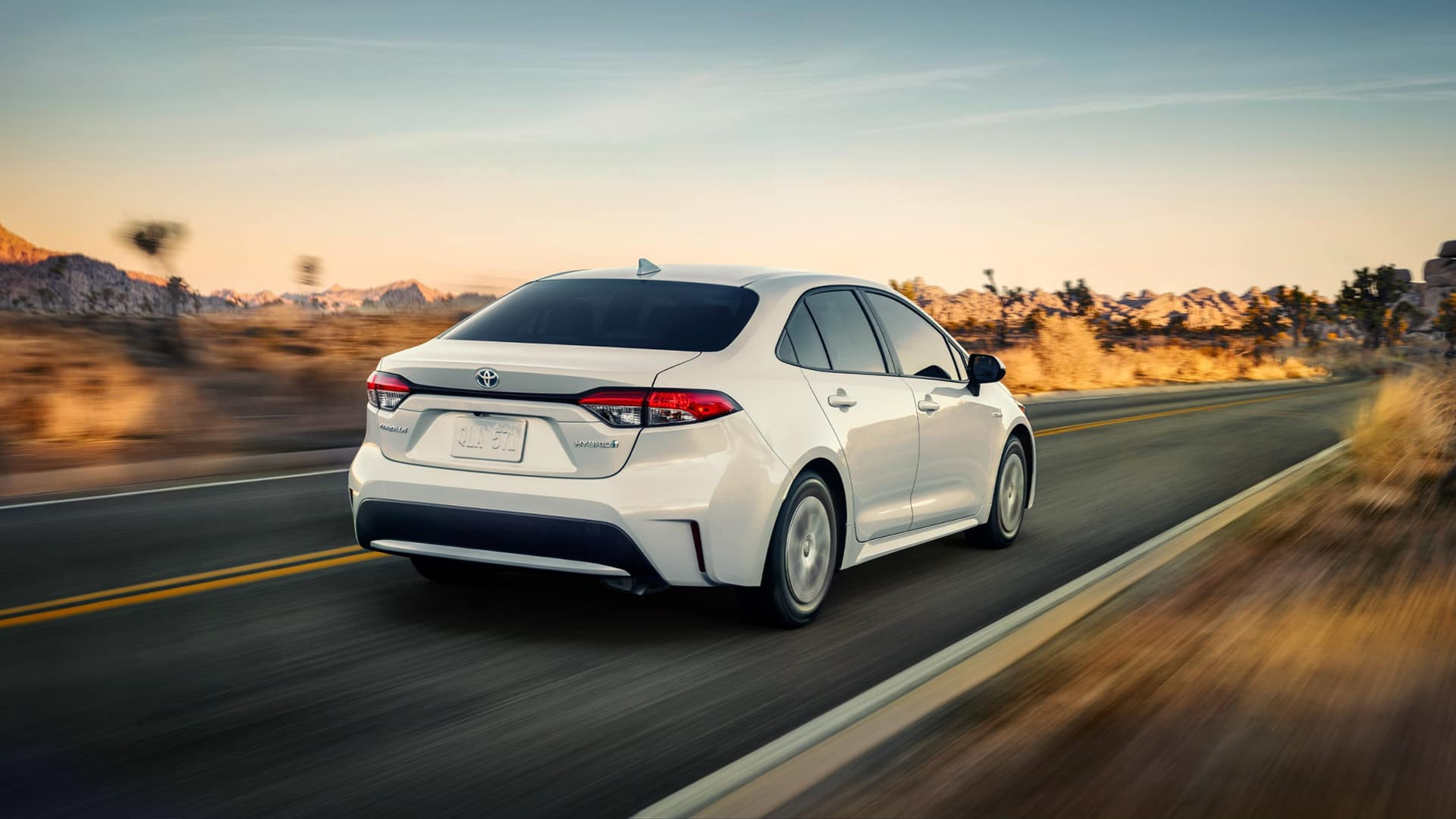 2021 Toyota Corolla Hybrid near St. Louis