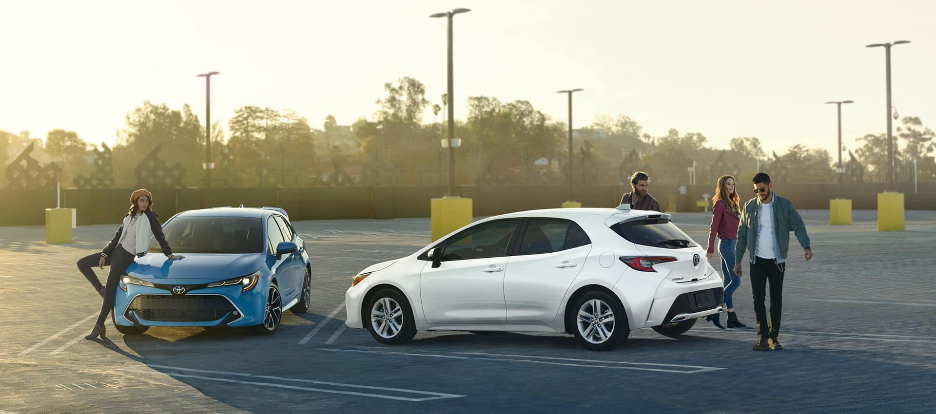 2021 Toyota Corolla Hatchback near St. Louis