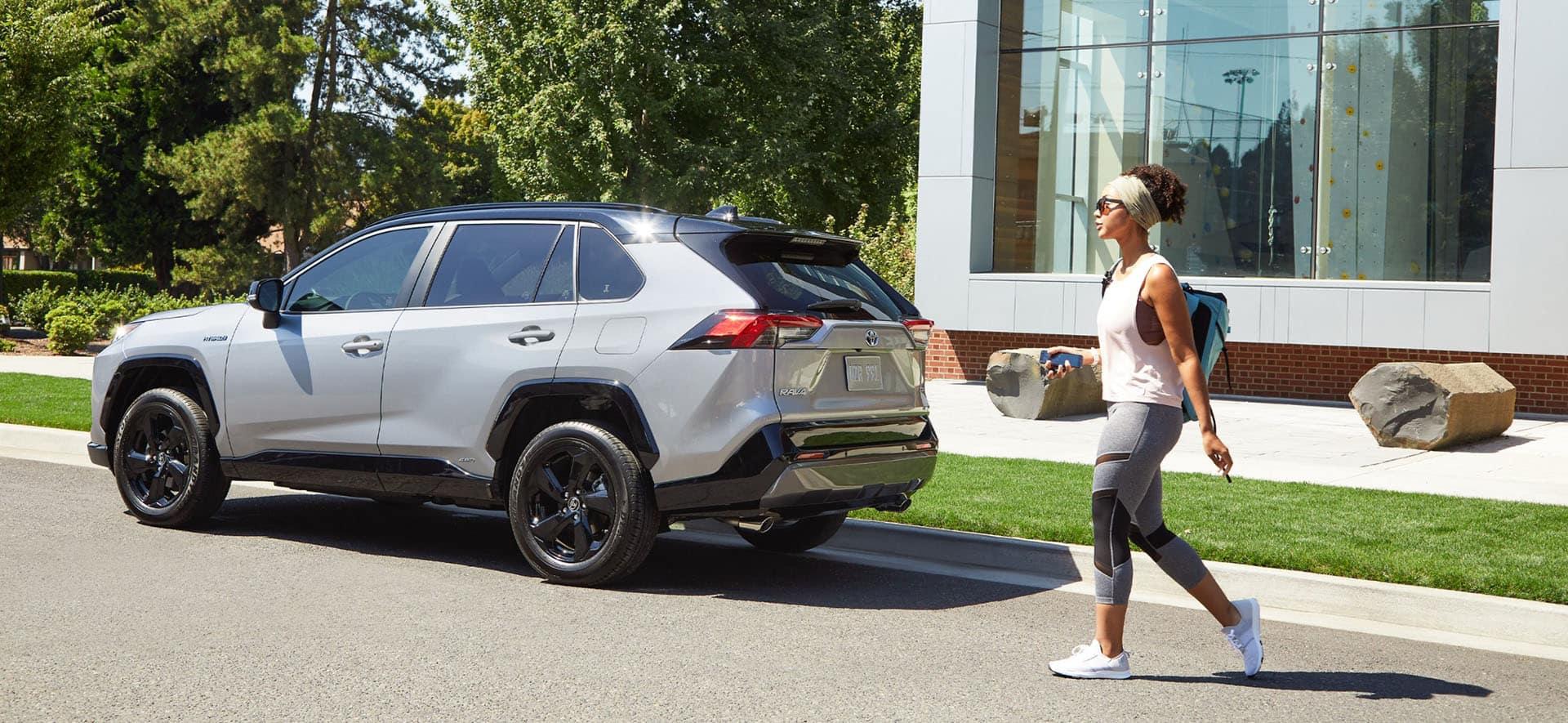 2021 Toyota RAV4 Hybrid near St. Louis