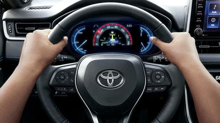 2021 Toyota RAV4 Hybrid in St. Louis