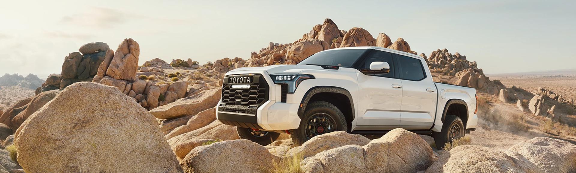 2022 Toyota Tundra TRD Off-Road