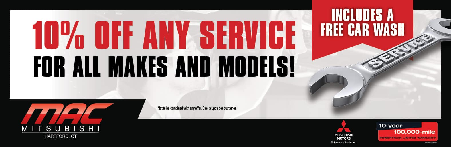 Mac Service page
