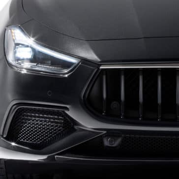 2021 Maserati Ghibli Headlights