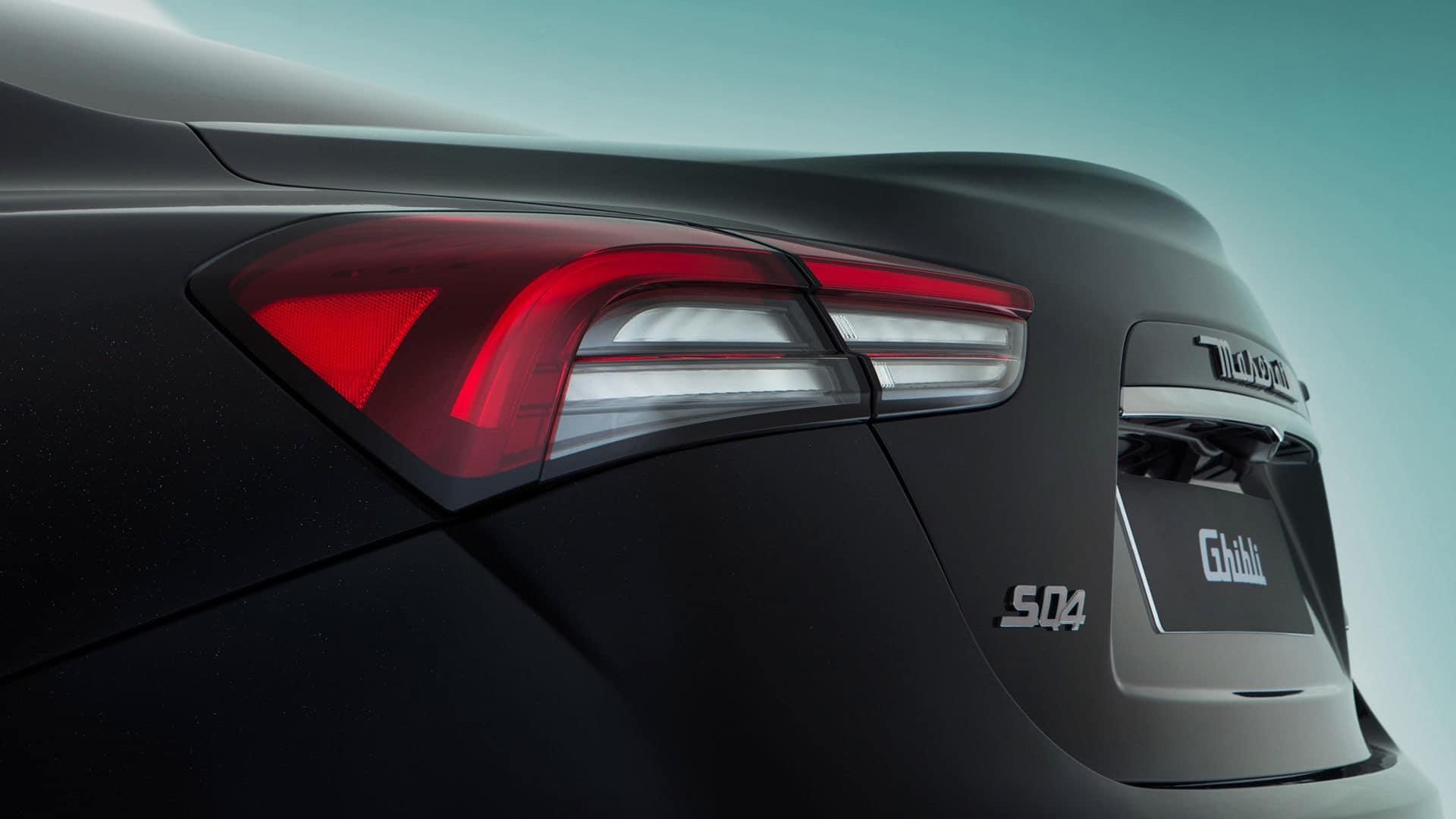 2021 Maserati Ghibli Rear