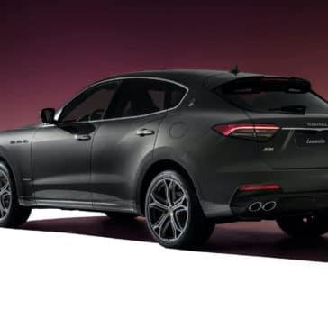 2021 Maserati Levante Back