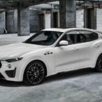 2021 Maserati Levante exterior