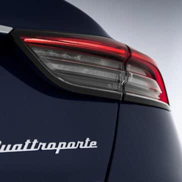 2021 Maserati Quattroporte Rear Headlight