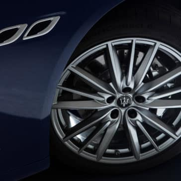 2021 Maserati Quattroporte Rim